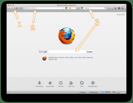 """Screenshot Serie """"Internet - Ich habe keinen Browser"""" (Browser)"""