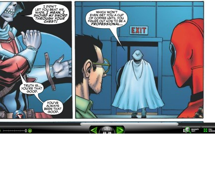 Excerpted from Deadpool & Cable #36 originally published Jan 17, 2007.