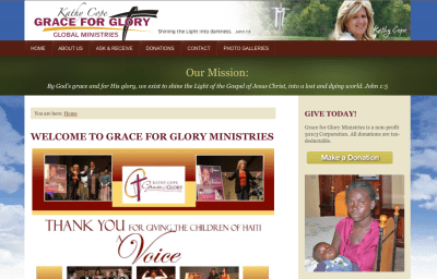 GraceforGlory.org