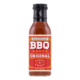 BrannenGourmet Original BBQ Sauce