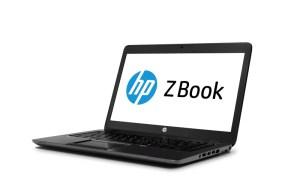 HP ZBook Mobile 14 Workstation, Left Facing
