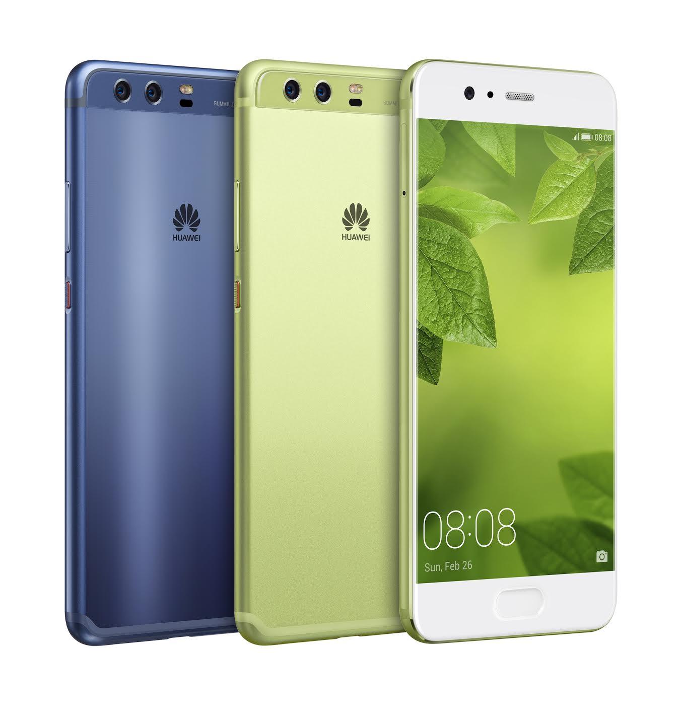 Huawei P10 Plus je pak vybaven ještě pokročilejším duálním fotoaparátem 1ad59f5b23