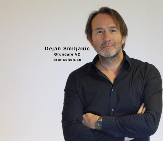 Dejan Smiljanic VD branschen.se