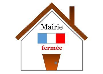 Secrétariat de mairie fermé le jeudi 1er avril – Branscourt – Marne 51140