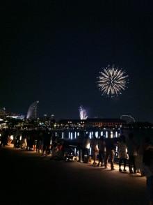 2015開港祭花火
