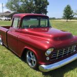 1955 Chevrolet Cameo Branson Auction Classic And Collector Car Auction