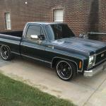 1980 Chevrolet Silverado Branson Auction Classic And Collector Car Auction