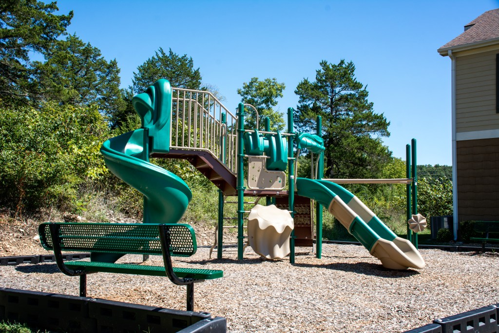 Branson Canyon playground