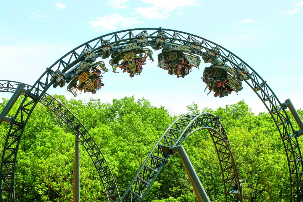 Silver Dollar City, Branson, Missouri