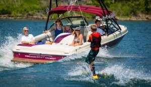 Boating On Table Rock Lake