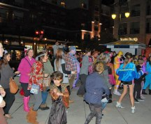 Trick or Treat in Branson Landing
