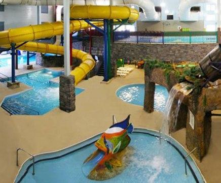 Castle Rock Resort and Indoor Waterpark in Branson