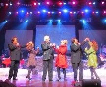 Andy Williams Christmas Variety Show Starring The Osmonds & The Lennon Sisters