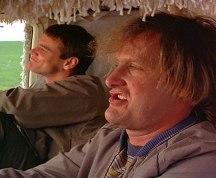 Dumb and Dumber Shaggin' Wagon
