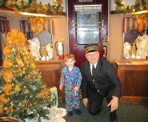 Branson Scenic Railway's Polar Express