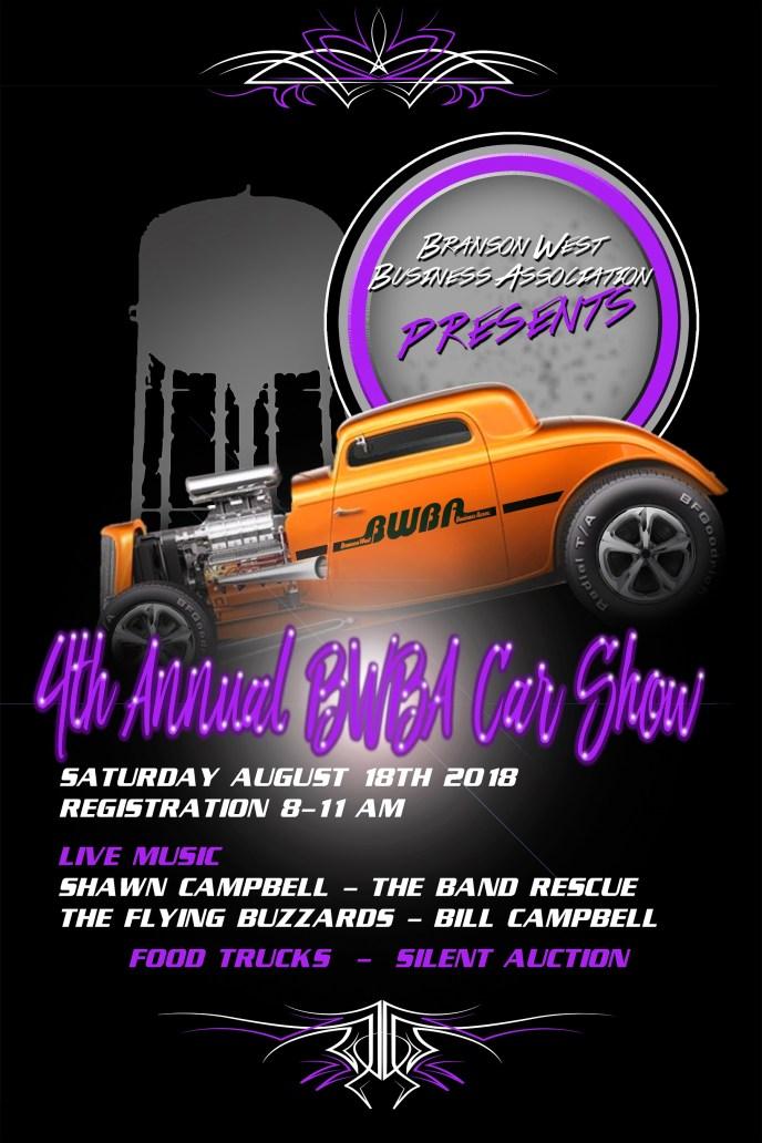 Car Show Poster 2018 smaller