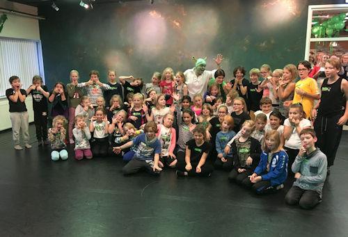Shrek de Musical workshops & auditie!