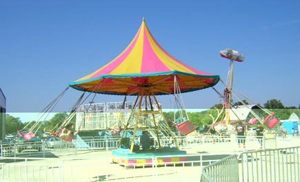 Brantford Kinsmen Annual Ribfest Kiddies Fun Trak