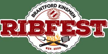 Brantford Ribfest Logo