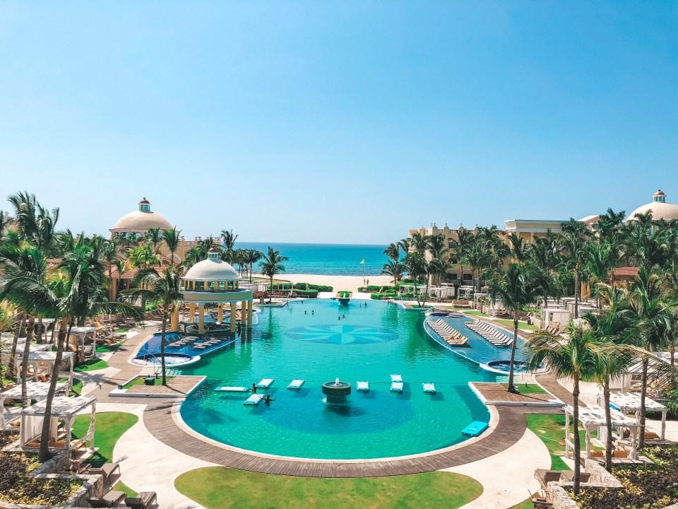 IMG 3716 1024x768 - Iberostar Grand Paraiso Playa Del Carmen Review