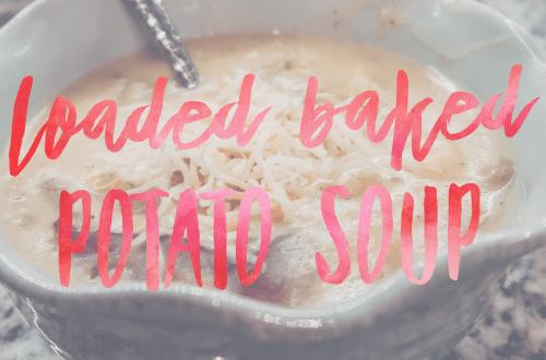 IMG 2123 - Loaded Baked Potato Soup