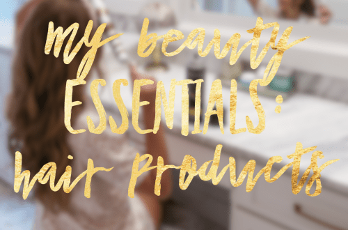 IMG 4152 - Beauty Essentials: Hair Products