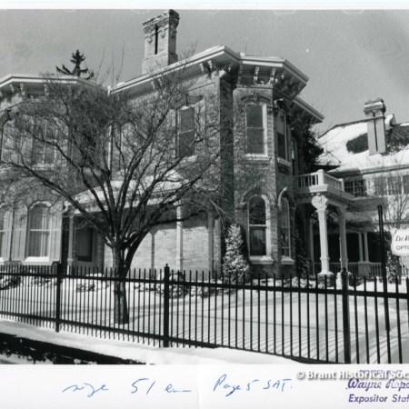 Brant Ave House