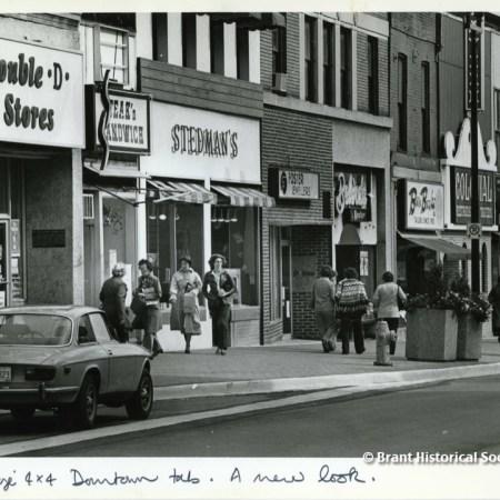 Colbourne Street c. 1979