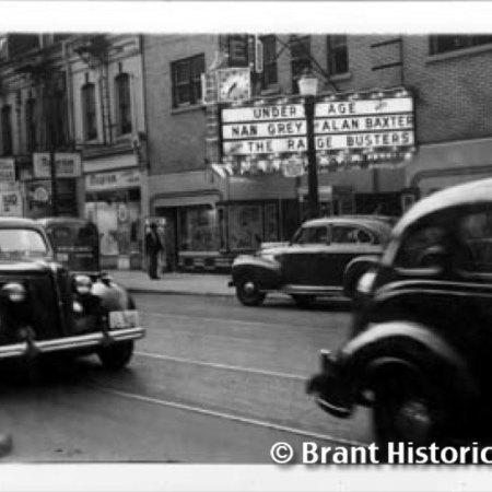 Esquire Theatre, c. 1941