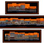 Jack Jackowetz Set of 3 Prints