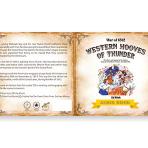 Western Hooves of Thunder Audiobook