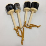 Six Nations Hand-Made Rattles
