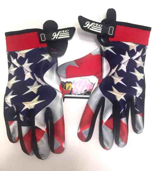 Hero Stand Up MX Gloves