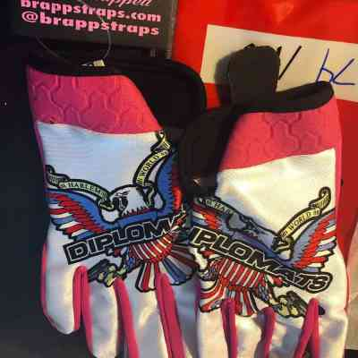 Dipset Collabo MX Gloves
