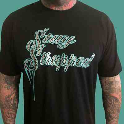 Stay Strapped Men's Tee