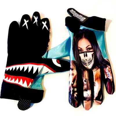 Stick Up MX Gloves