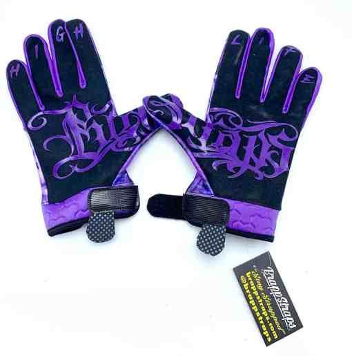 Purple Haze MX Gloves