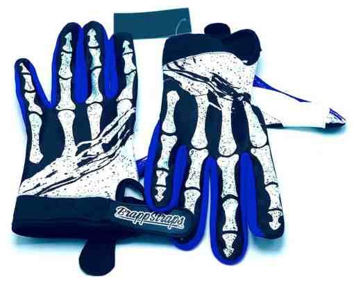 Purple Strangler MX Glove by Brapp Straps