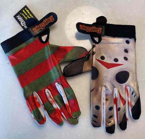 Halloween Freddy vs Jason MX Glove by Brapp Straps