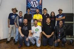 Organizadores do WordCamp 2013 - Só os feras!