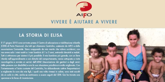 Campanha AIFO 2015