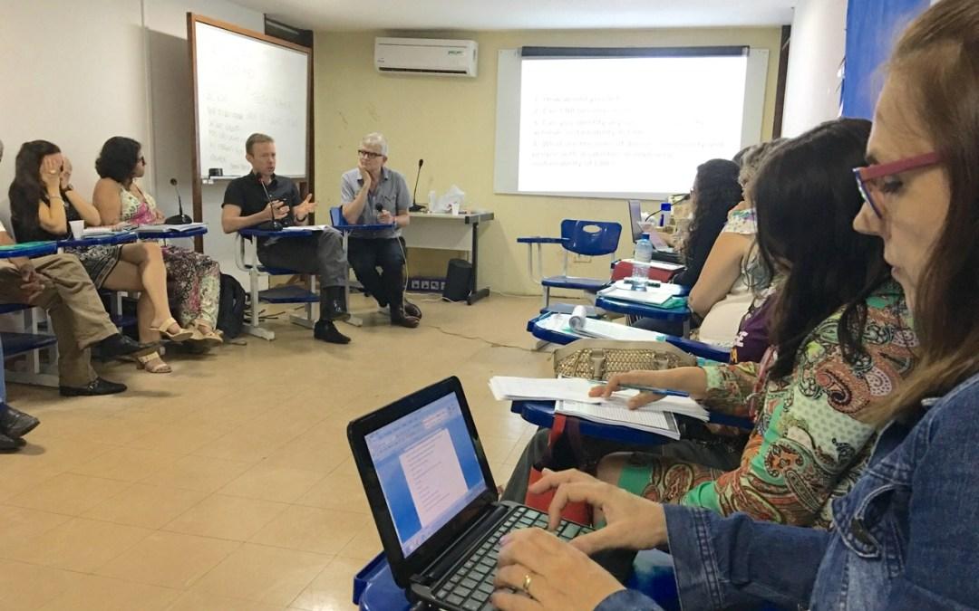 Seminário de Desenvolvimento Inclusivo com Base Comunitária