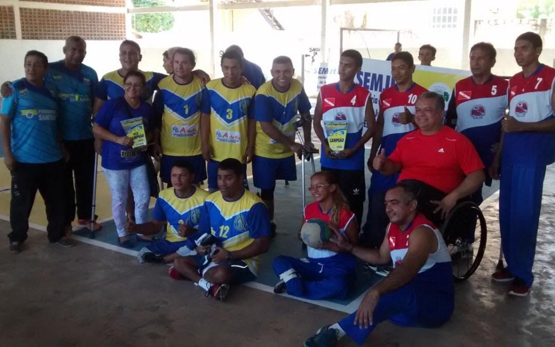 Projeto ADEFIS – Santarém – relatório 2015