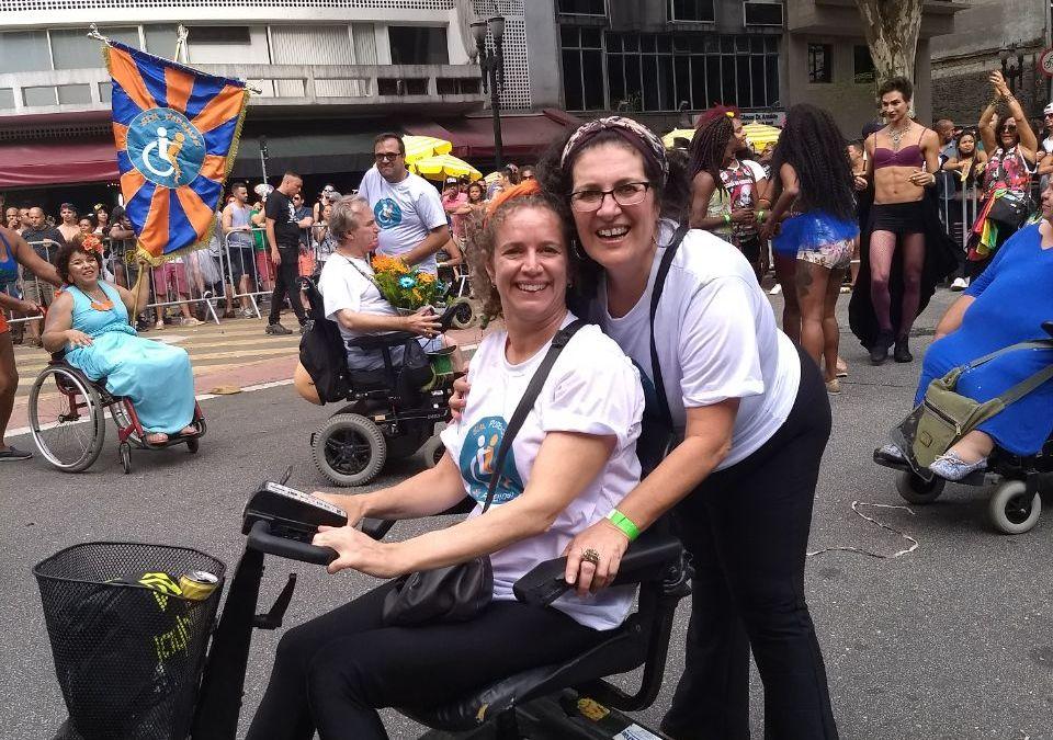 """Coletivo """"Sim. Fodemos!"""" e a sexualidade das pessoas com deficiência"""