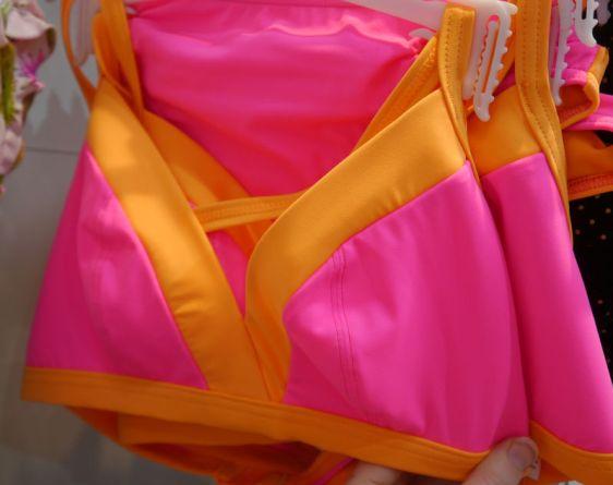 Freya Swim Virtue Soft Triangle Bikini Bright Pink