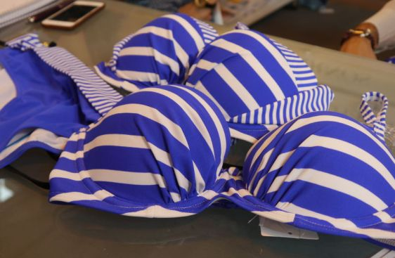 Lepel Swim Riviera Blue White