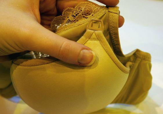 Panache Eleanor Maternity Clip Detail in Latte (Panache AW16)
