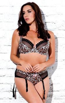 Rochella Lucy Leopard Set
