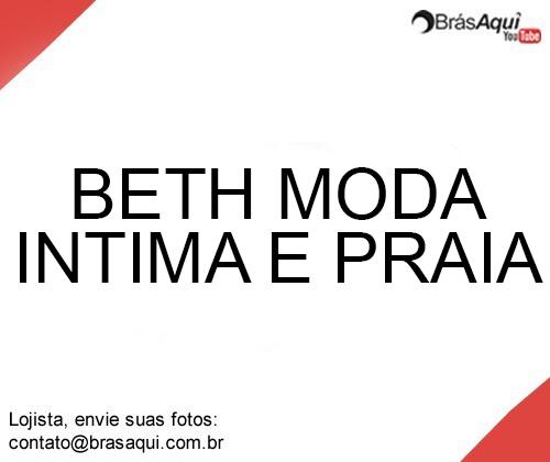 Beth Moda Intíma e Praia