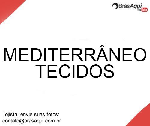 Mediterrâneo Tecidos
